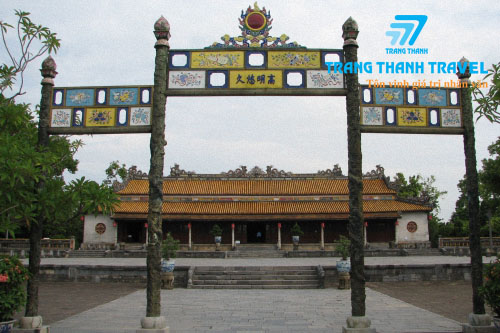 CENTRAL VIETNAM TOUR.<BR>DA NANG - HOI AN - HUE. <BR> 05 DAYS - 04 NIGHTS.