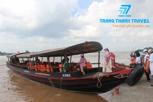 MEKONG DELTA. <BR> CAI BE - VINH LONG.<BR> 02 DAYS - 01 NIGHT.