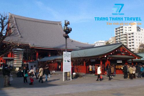PHÙ TANG MÙA LÁ ĐỎ. <BR> HOKKAIDO - SAPPORO - TOKYO - FUJI. <BR> 05 NGÀY - 05 ĐÊM