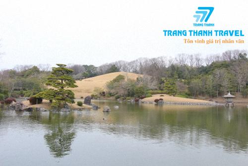 SẮC THU QUYẾN RŨ TRÊN ĐẤT KYUSHU.<BR> FUKUOKA - KUMAMOTO - SAIKI - OITA - BEPPU. <BR> 05 NGÀY - 05 ĐÊM