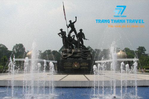 TRẢI NGHIỆM VÙNG ĐẤT HẠ CHÂU. <BR> SINGAPORE - MALAYSIA. <BR>06 NGÀY - 05 ĐÊM