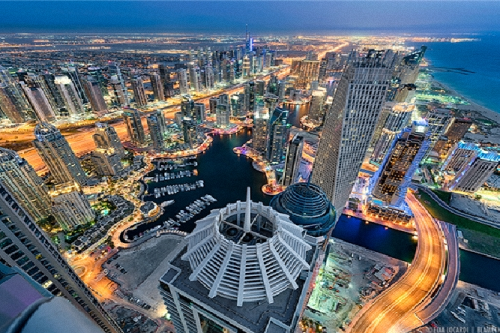 TRẢI NGHIỆM BA NƯỚC TRUNG ĐÔNG. <br>DUBAI - ABU DHABI - SHARJAH. <BR>06 NGÀY - 05 ĐÊM